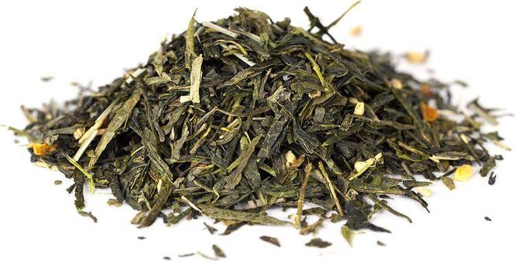Чай листовой Gutenberg С имбирем и лимоном, зеленый, 500 г леди слим имбирный чай для похудения с лимоном 2г 30 фильтр пакеты