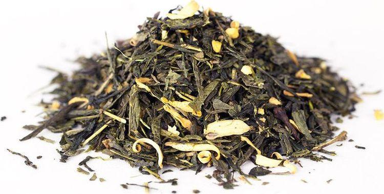 Чай листовой Gutenberg Имбирный глинтвейн, зеленый, 500 г в г ананьев бар без алкоголя