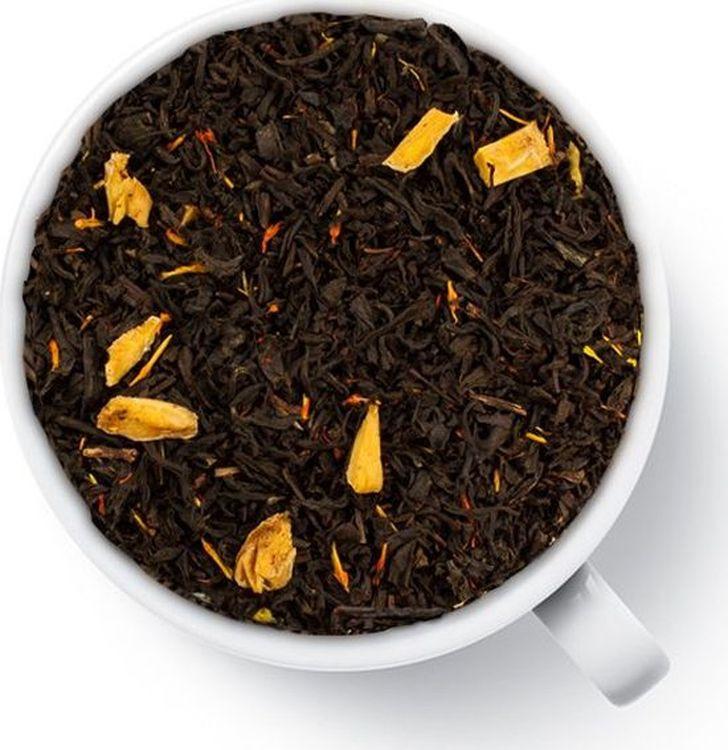 Чай листовой Gutenberg Со вкусом мангового джема, черный ароматизированный, 500 г teacher оранжевое настроение чай листовой 500 г