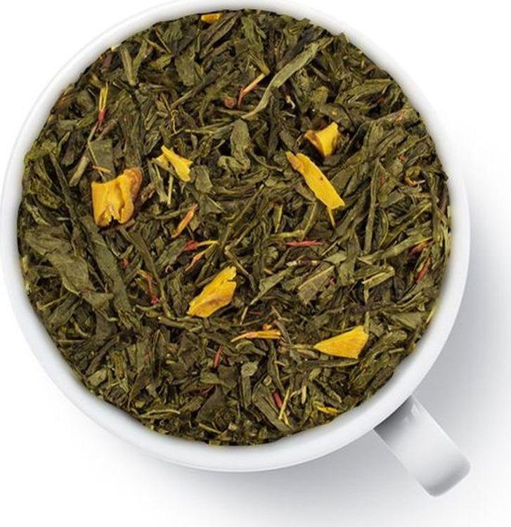 Чай листовой Gutenberg Манговый коблер, зеленый ароматизированный, 500 г