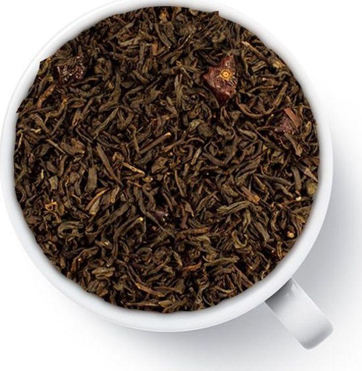 Чай листовой Gutenberg Барбадосская вишня, черный ароматизированный, 500 г ароматизированный чёрный чай медовая липа 50 г