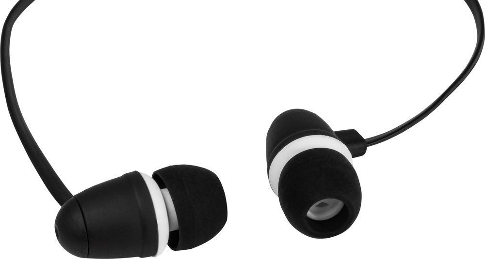 Наушники Harper HV-105, черный парфюмированные наушники с микрофоном harper hv 805 silver