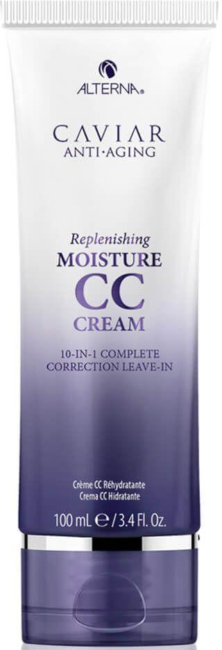 "СС-крем ""Комплексная биоревитализация волос"" Caviar Anti-Aging Replenishing Moisture CC Cream, 100 мл"