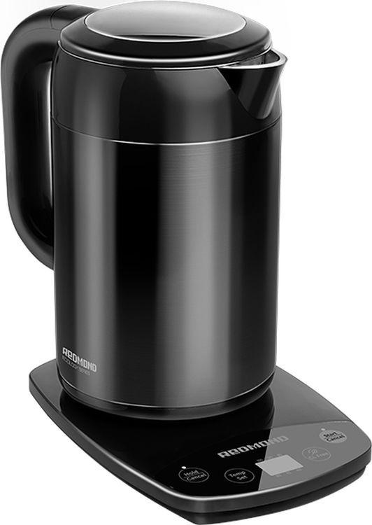 Чайник электрический Redmond RK-M1303D, черный