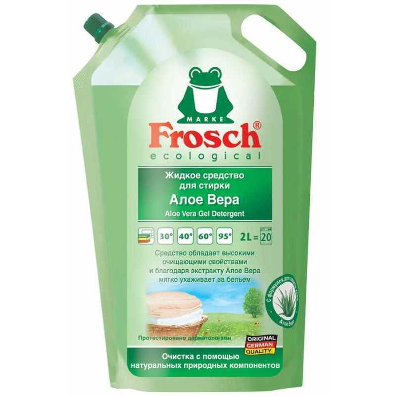 Жидкое средство для стирки FROSCH 257323