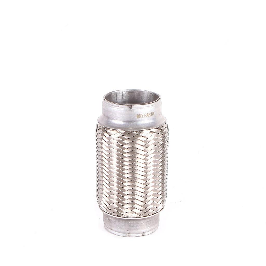 Гофра глушителя SKYPARTS 55х150, тип: Innerbraid55150SKYГофра трехслойная, тип: Innerbraid