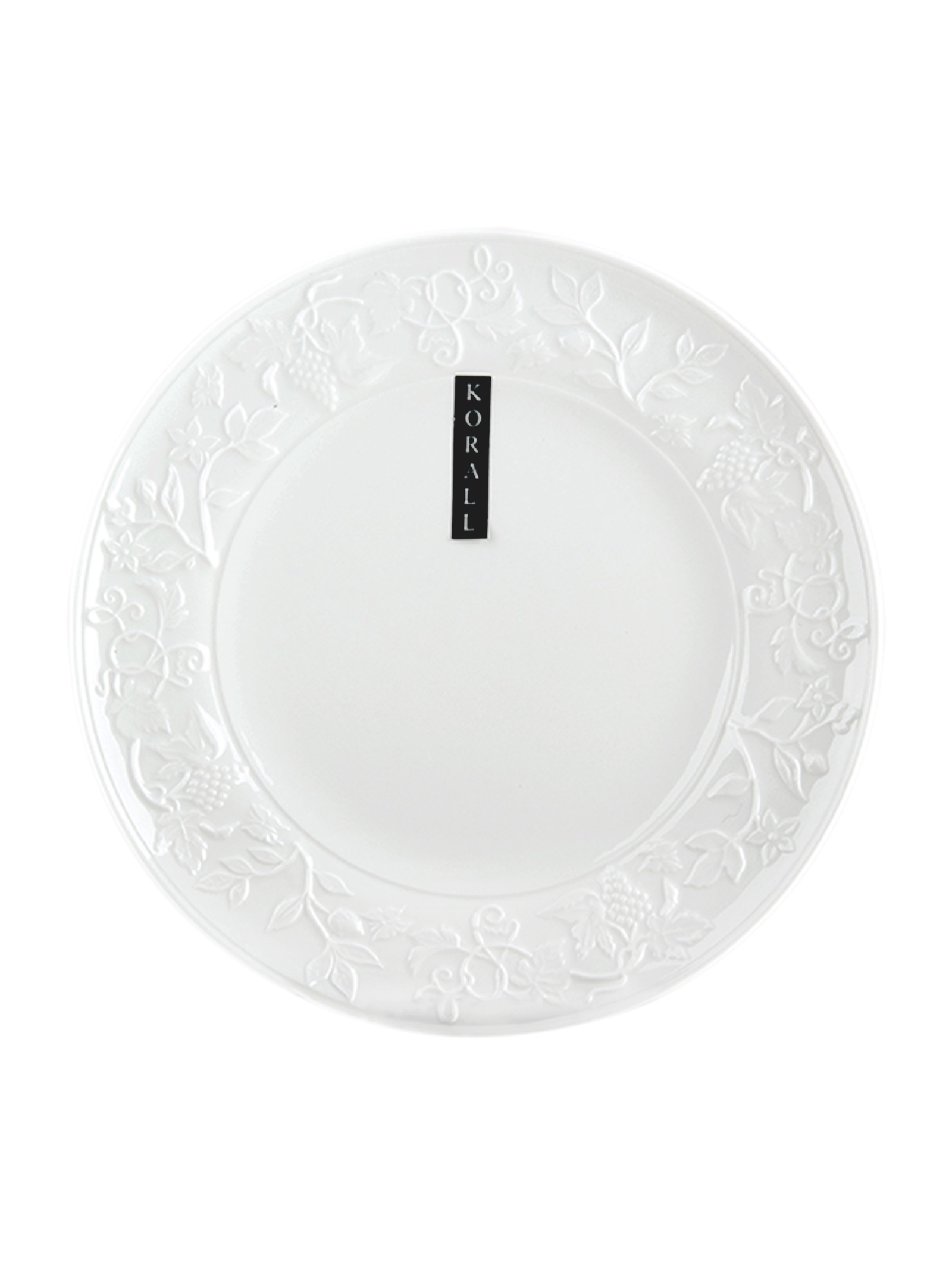 Тарелка десертная Коралл 917198, Керамика тарелка десертная ломоносовская керамика диаметр 21 см