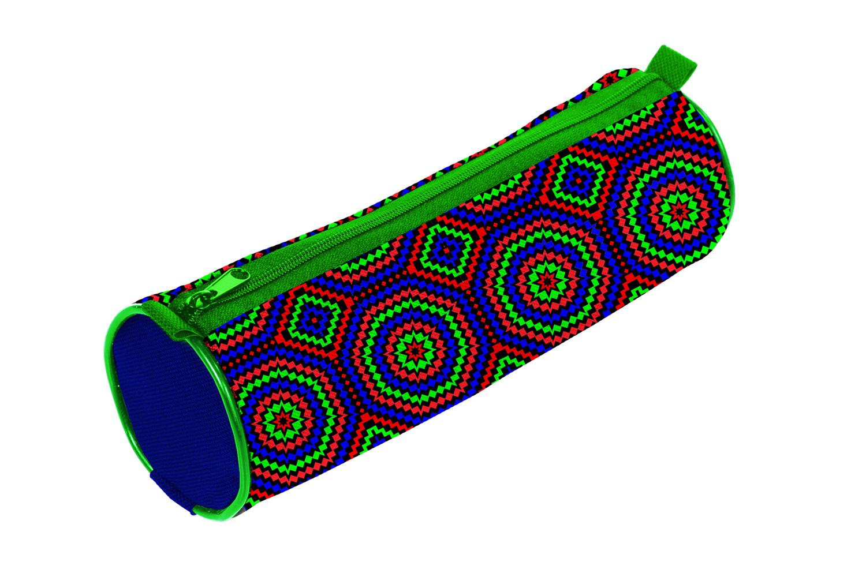 HATBER Пенал-тубус Neon из полиэстера