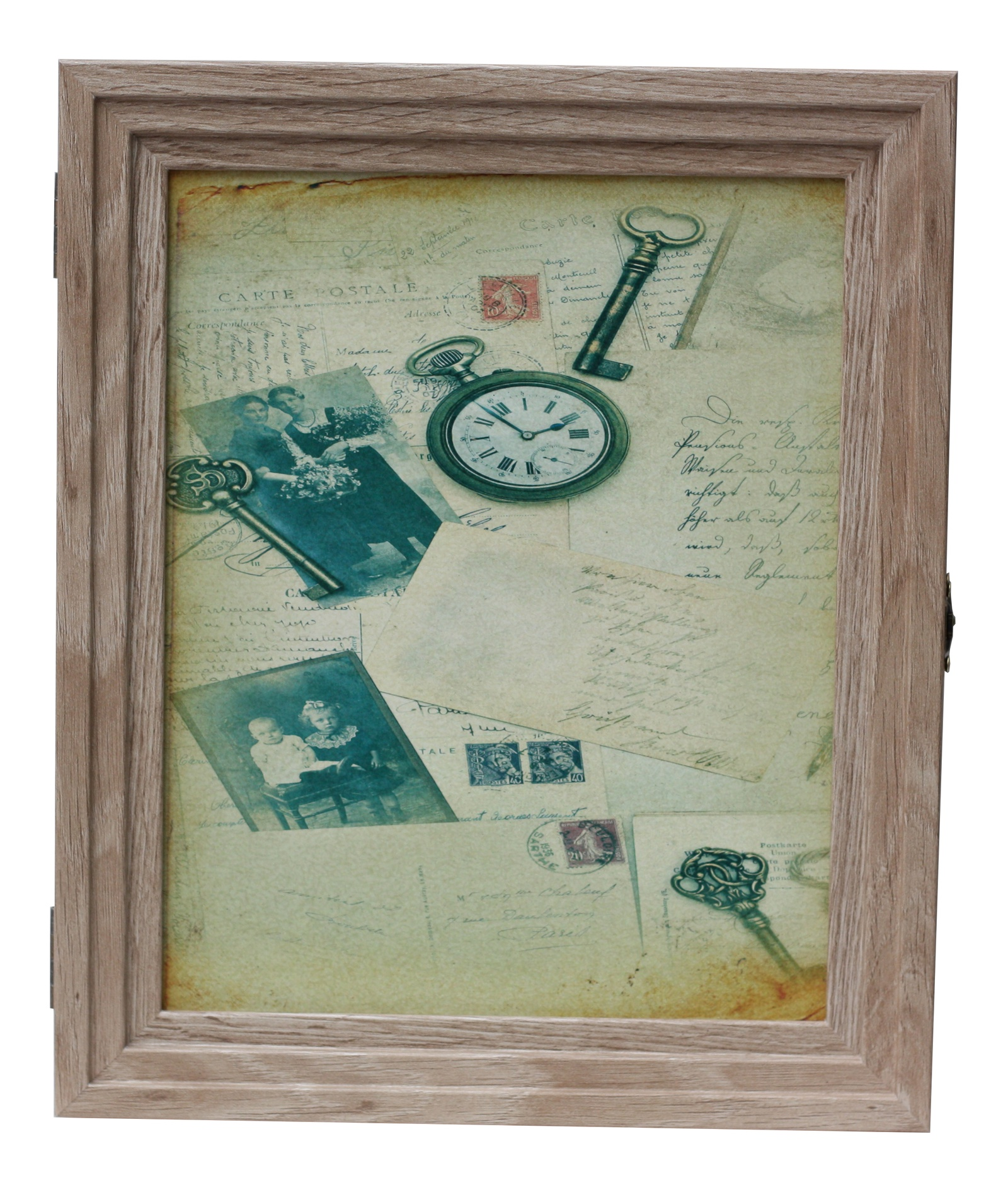 Ключница настенная Фабрика подарков Ключница Пирамида, серый р ключница galiba