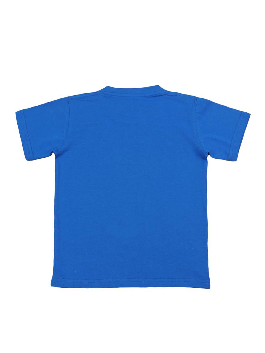 Футболка САМОЕ футболка для мальчика acoola ramires цвет синий 20120110097 500 размер 128