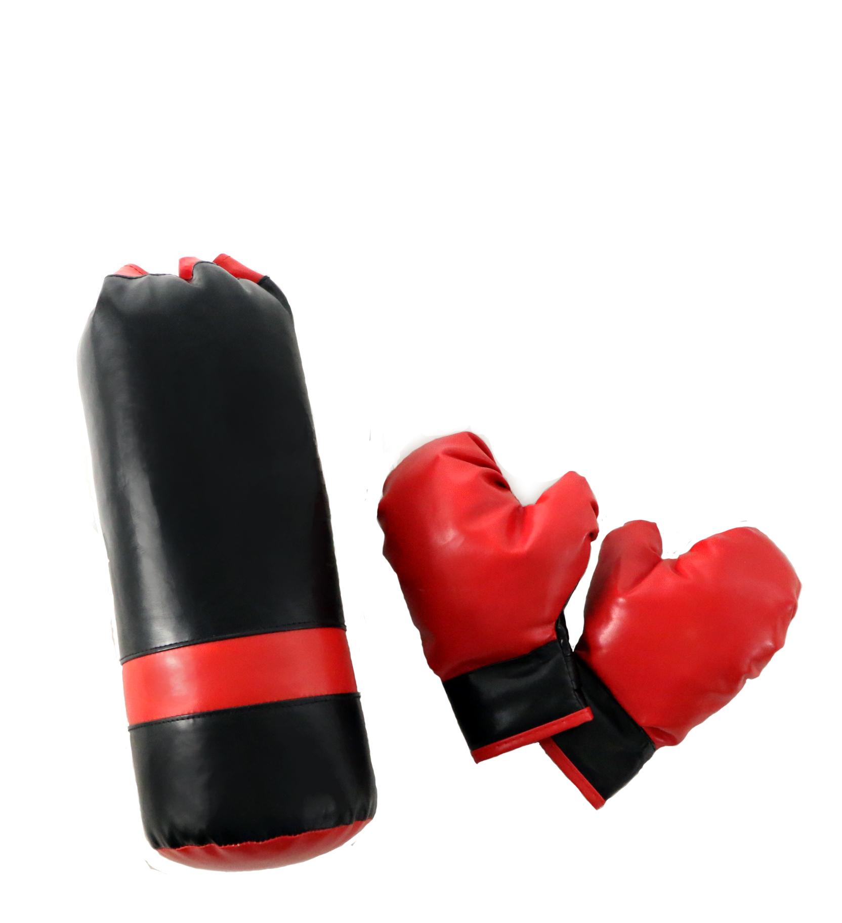 цена на Боксерский мешок Midzumi M006571, красный, черный