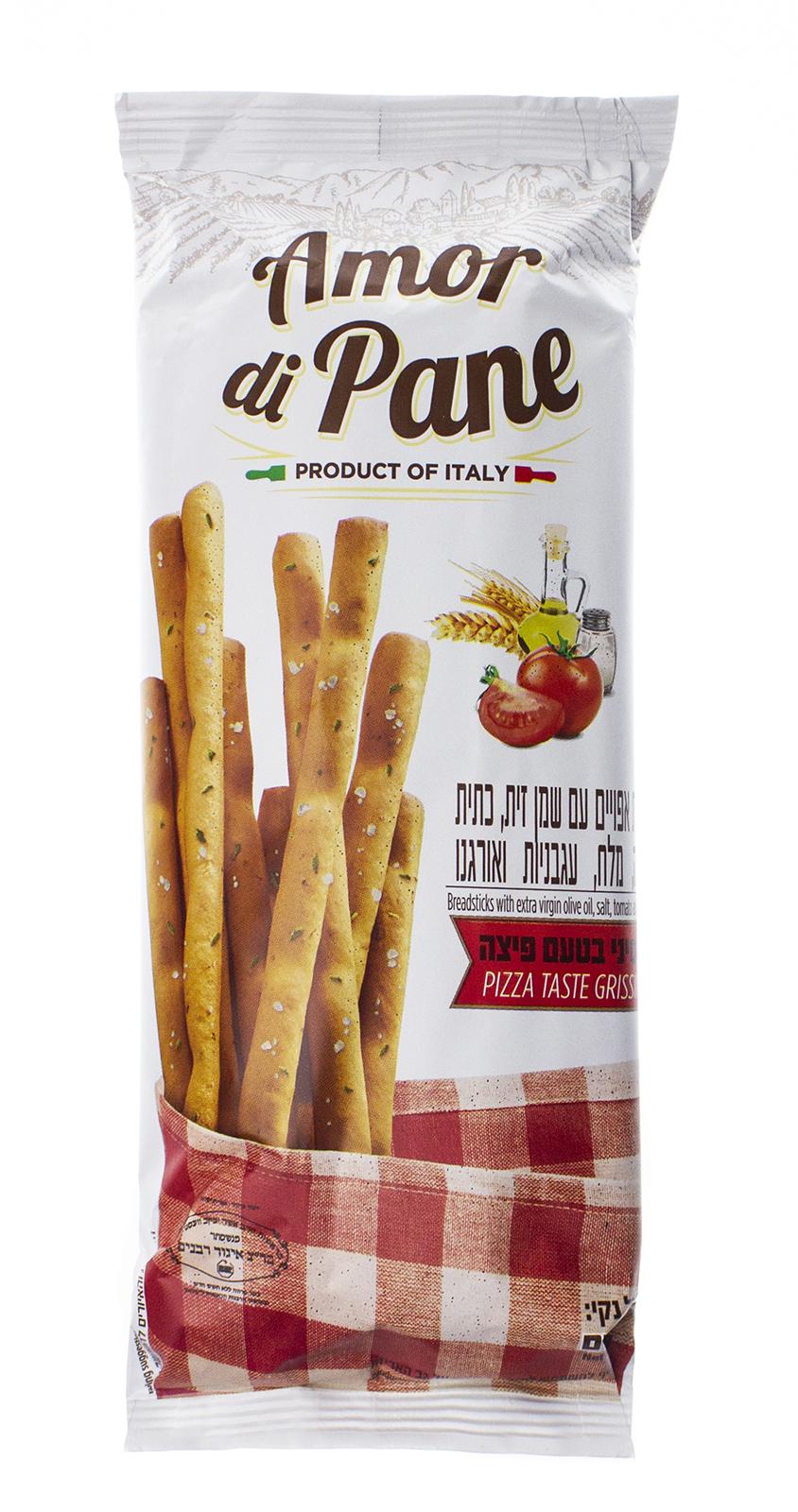 """Хлебные палочки  80592, Пицца, 125 Хлебные палочки""""Амор ди Пан""""с..."""