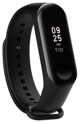 Фитнес-браслет Xiaomi Mi Band 3, черный фитнес трекер xiaomi mi band 2
