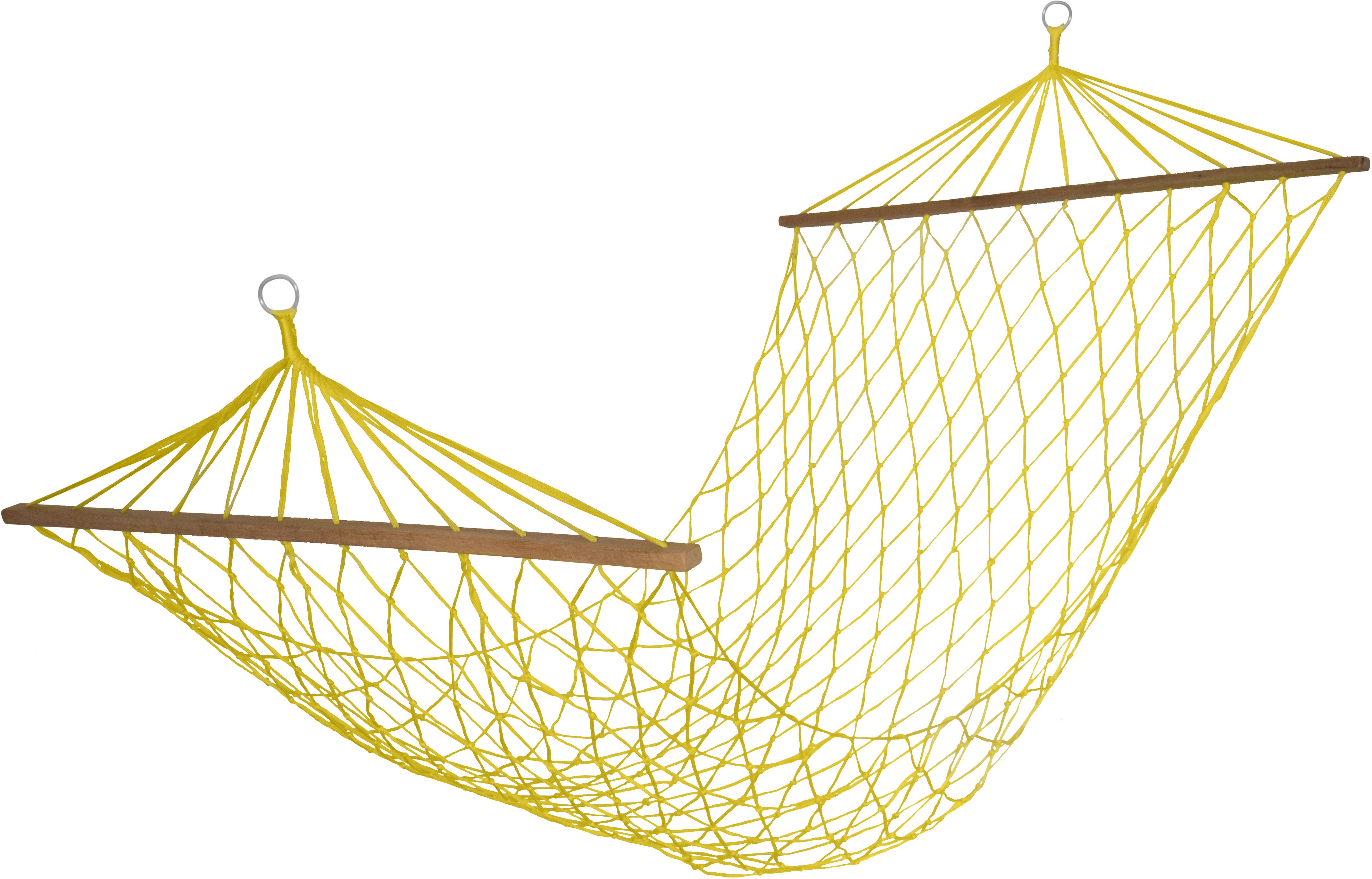 Гамак Ecos Nham-02, желтый
