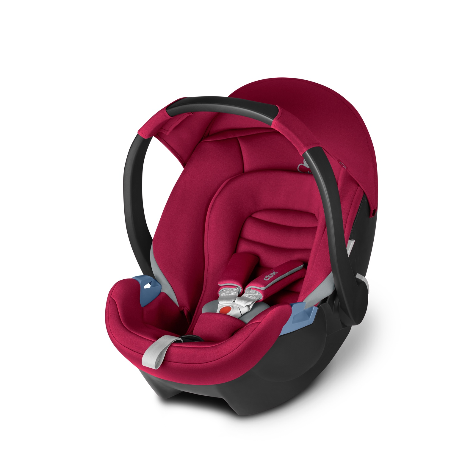 CBX Aton Basic (Crunchy Red) автокресло cbx by cybex aton basic cbx comfy grey 518001563