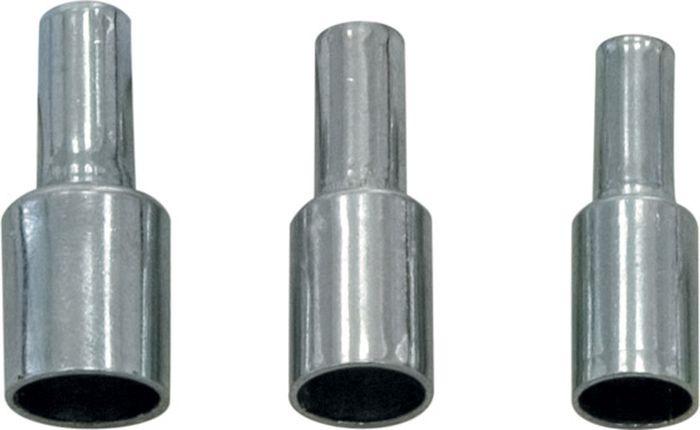 Наконечник для дюраполовых дуг Alexika Steel Tips Dur, серебристый, 1,3 см