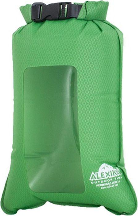 цена на Гермомешок Alexika, зеленый, 2 л