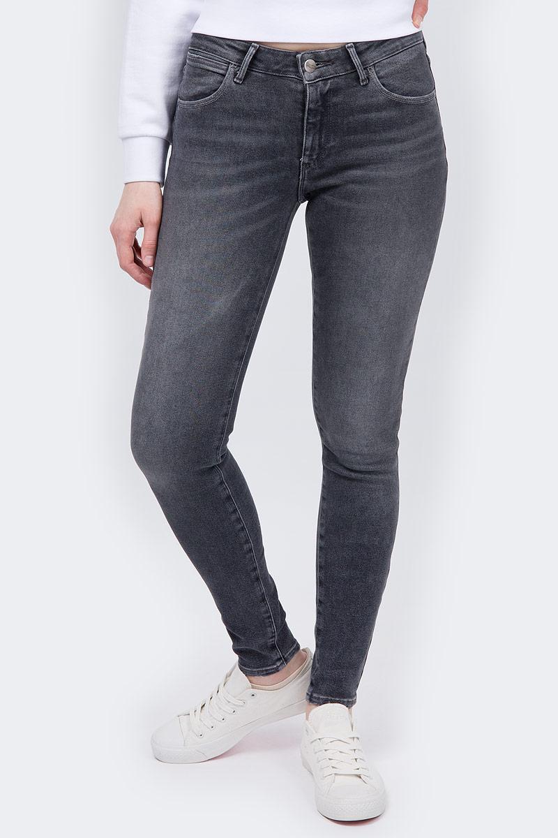 Джинсы Wrangler Skinny джинсы женские wrangler цвет темно синий w27hcw51l размер 29 32 44 46 32