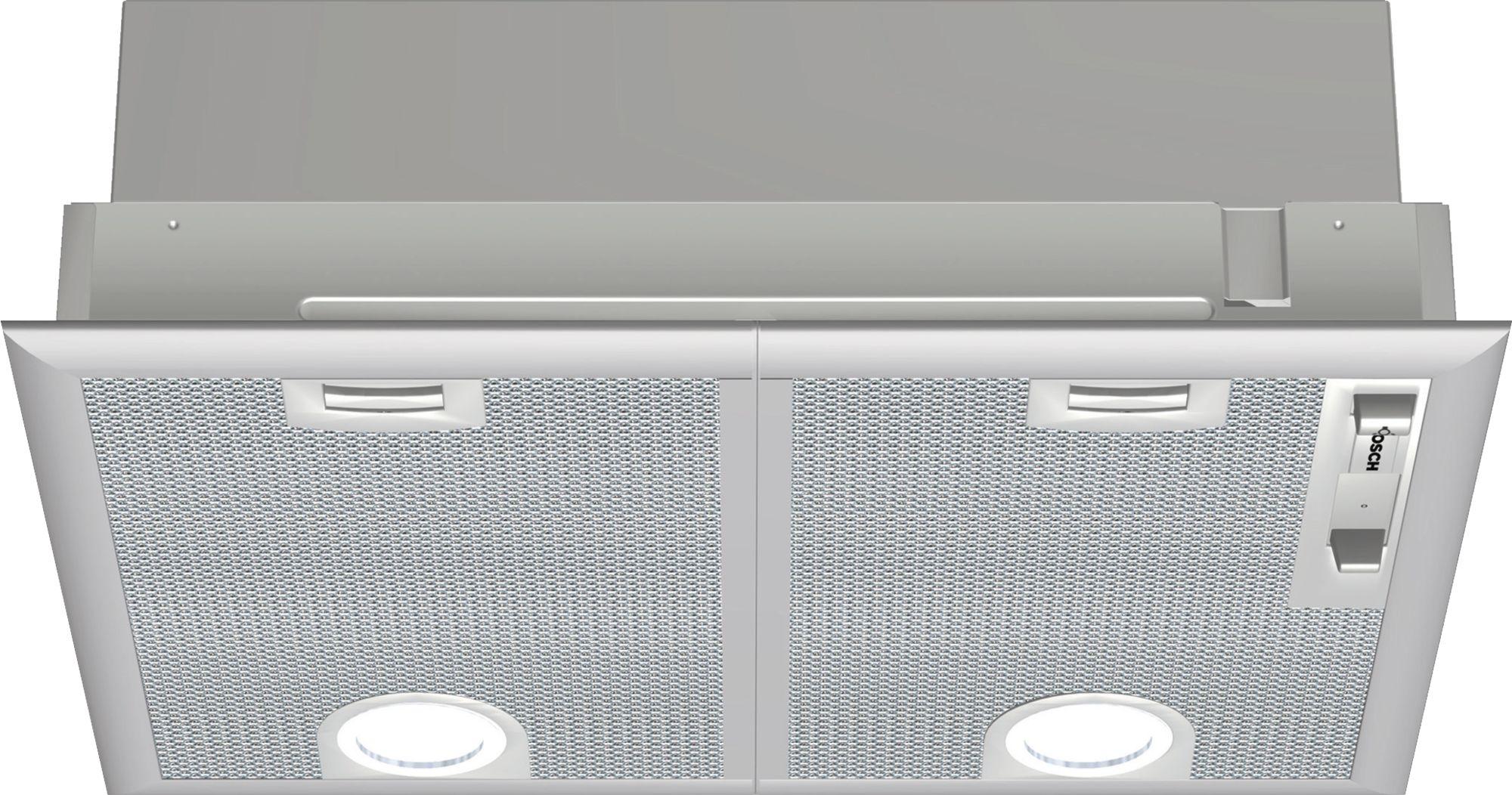 Вытяжка Bosch DHL555BL, серебристый цена и фото