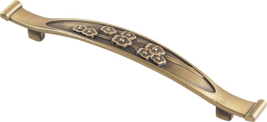 Ручка мебельная Kerron, RS-073-128 MAB, атласная бронза