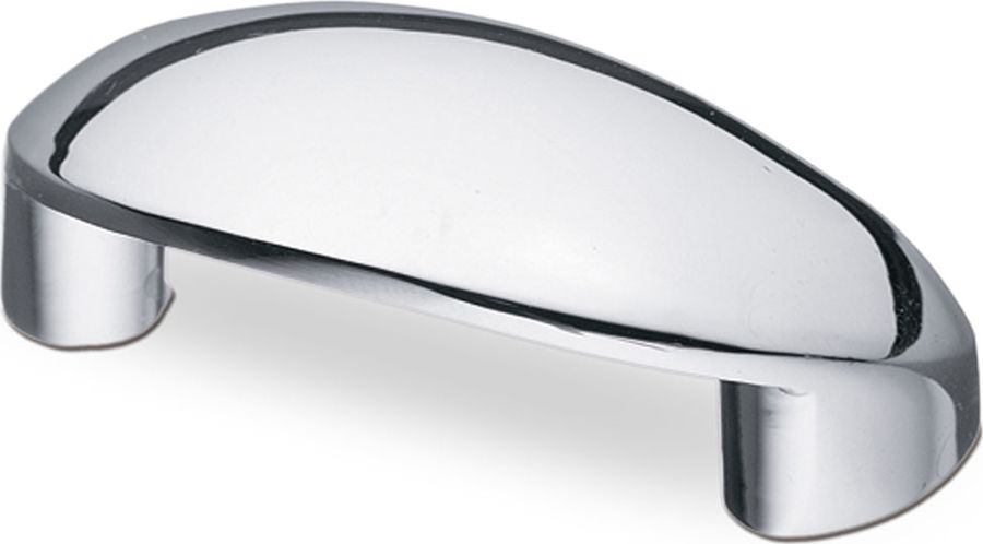 Ручка мебельная Kerron, S-2010-32, хром ручка кнопка мебельная