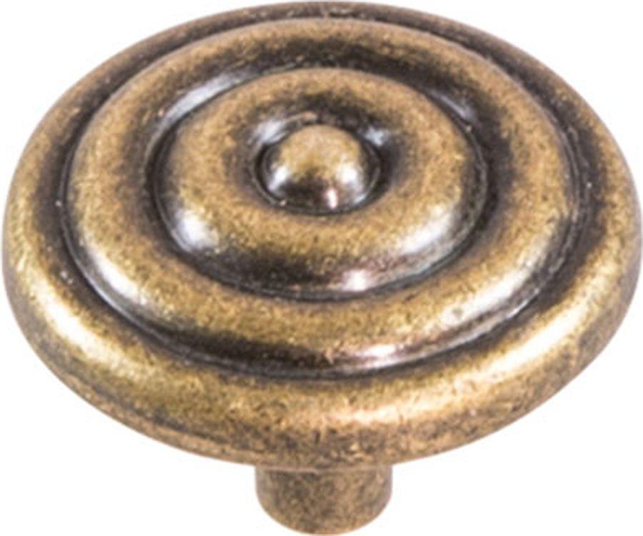 Ручка мебельная Kerron, RK-077 OAB, оксидированная бронза ручка кнопка мебельная