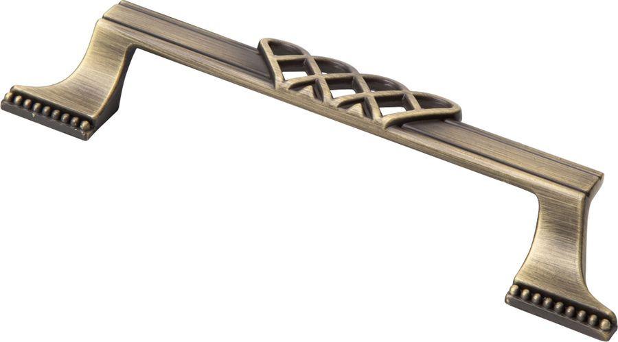 Ручка мебельная Kerron, RS-098-128 MAB, атласная бронза ручка wmn 707 128 00t5