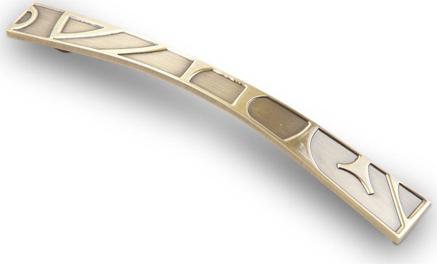 Ручка мебельная Kerron, RS-032-96 BA, античная бронза ручка скоба к8033 128мм античная бронза