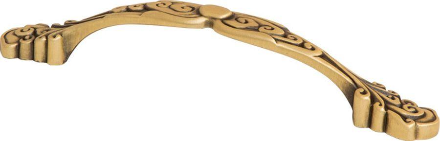 Ручка мебельная Kerron, RS-072-128 MAB, атласная бронза ручка wmn 707 128 00t5