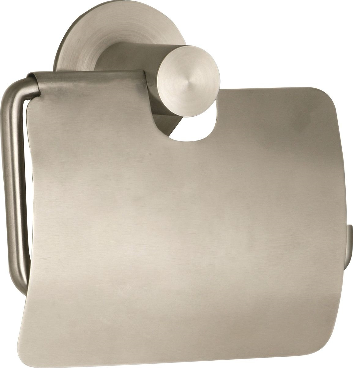 Держатель для туалетной бумаги MSV Siwa, 140211m, серебристый140211m140211m SIWA Держатель для туал.бум., настенн., 13 x 13 x 5.5 см, нерж. ст.