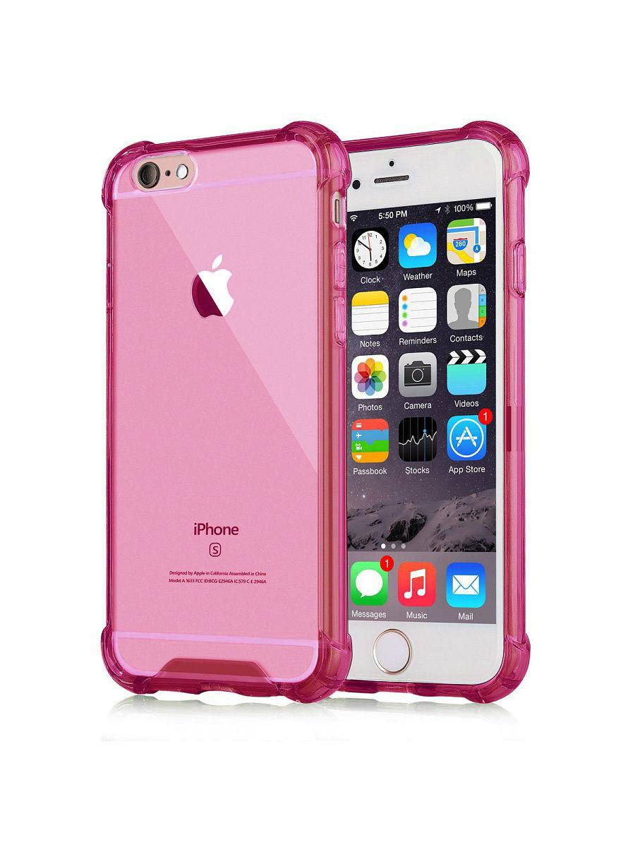 """Чехол для сотового телефона UVOO Противоударный чехол """"Antishock"""" для Apple iPhone 6 / 6s"""