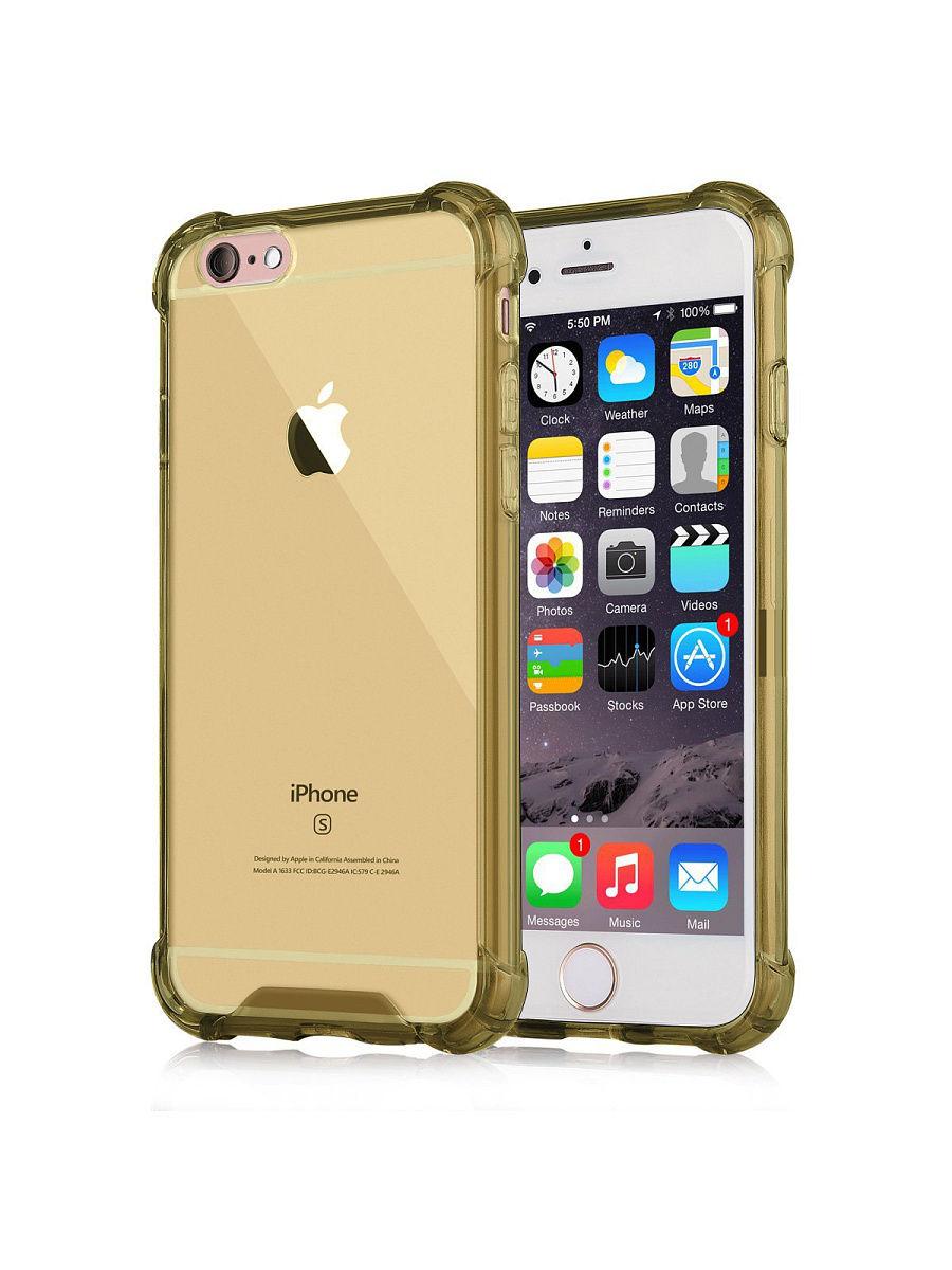 Чехол для сотового телефона UVOO Противоударный чехол Antishock для Apple iPhone 6 Plus / 6s Plus чехол для сотового телефона uag monarch series case для iphone 6 plus 6s plus 7 plus 8 plus красный