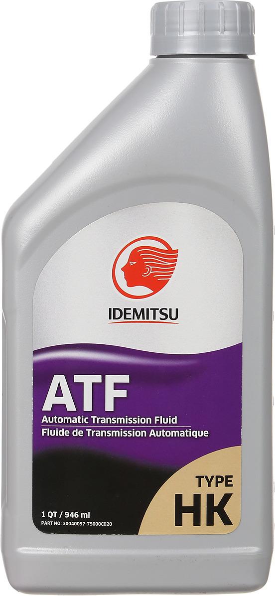 Трансмиссионное масло Idemitsu ATF Type-HK, синтетическое, 1 л