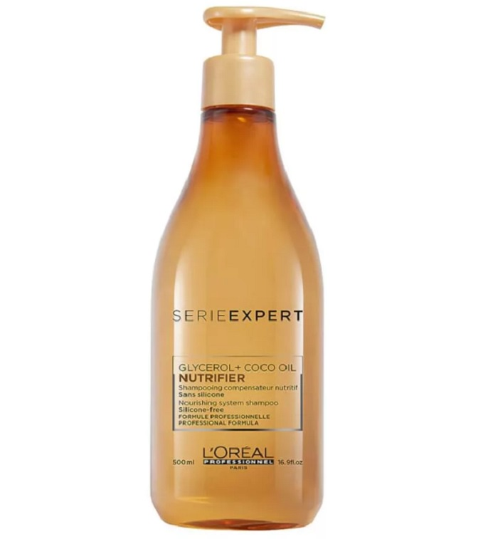 Шампунь для глубокого питания волос Nutrifier 500ml. пре шампунь для сухих волос serie expert nutrifier 150 мл