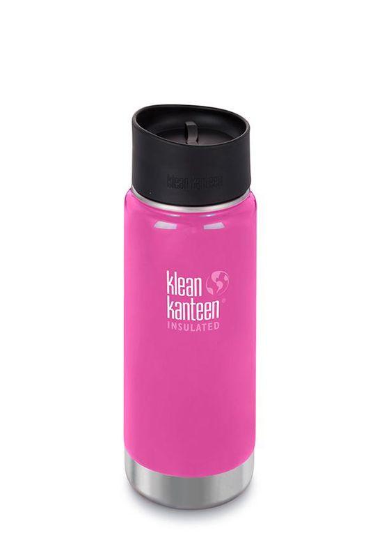 Термос Klean Kanteen Insulated Wide Cafe Cap 16oz, розовый1003139Стальная термобутылка Klean Kanteen может выполнять сразу 3 функции:• термокружки;• термоса;• и обычной бутылки.За счет двойных стенок и вакуума между ними, термобутылка Klean Kanteen обладает теми же свойствами, что и термос: содержимое остается горячим до 10 часов (можно использовать для чая, кофе в прохладную погоду), а холод удерживается до 30 часов (можно брать с собой охлажденные напитки со льдом, например, в жару).Непротекаемая стальная крышка с кольцом позволяет в считанные секунды прикрепить термобутылку Klean Kanteen карабином к рюкзаку или забросить ее прямо в рюкзак или сумку.А с дополнительной кофейной крышкой термобутылка Klean Kanteen превращается в удобную термокружку, из которой удобно пить в движении и содержимое не будет расплескиваться (удобно при пеших или велосипедных прогулках, а также в автомобиле).Термобутылки Klean Kanteen являются бутылками класса ЛЮКС среди остальных, как безымянных, так и фирменных термокружек и небольших термосов. Если вам нужна не дешевая подделка, а настоящий, качественный продукт (для себя или в подарок), то вы не будете разочарованы! Благодаря высококачественным материалам и технологии изготовления, термобутылка прослужит многие годы, краска не облезет, а на крепкой стали не появится даже намеков на коррозию!Изготовленная из высококачественной пищевой стали марки 18/8, термобутылка Klean Kanteen абсолютно не содержит никаких токсинов, не выделяет и не передает никаких запахов. Поэтому неважно, сколько раз вы пользовались буты...
