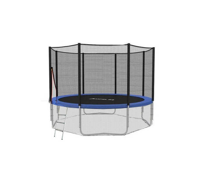 Батут UNIX Line 12 ft outside (blue) синий