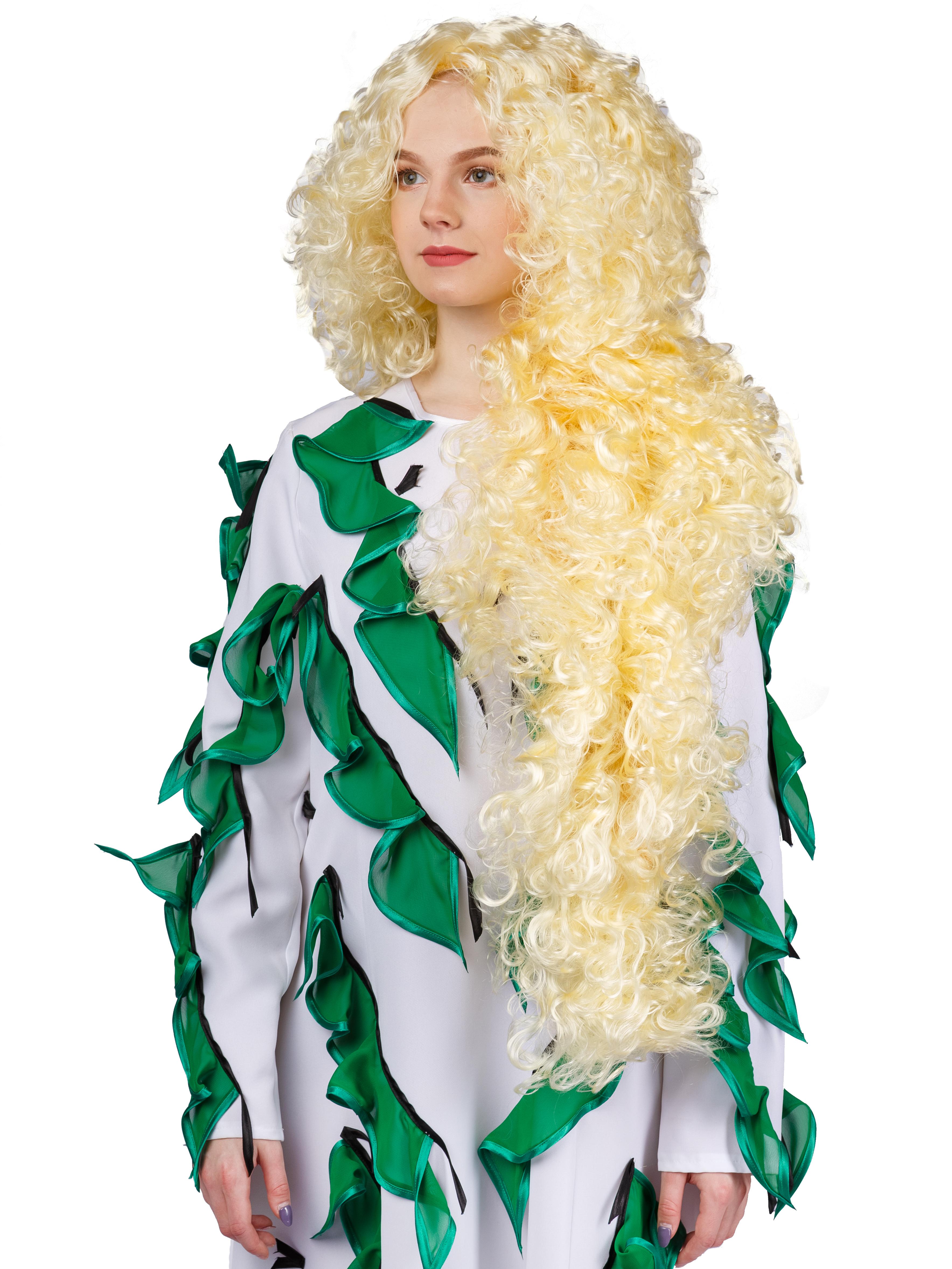 Фото - Аксессуар для карнавального костюма Gala-Вальс Парик, Полиэстер парик косплей cosleader perucas sallei peluca wig 028a