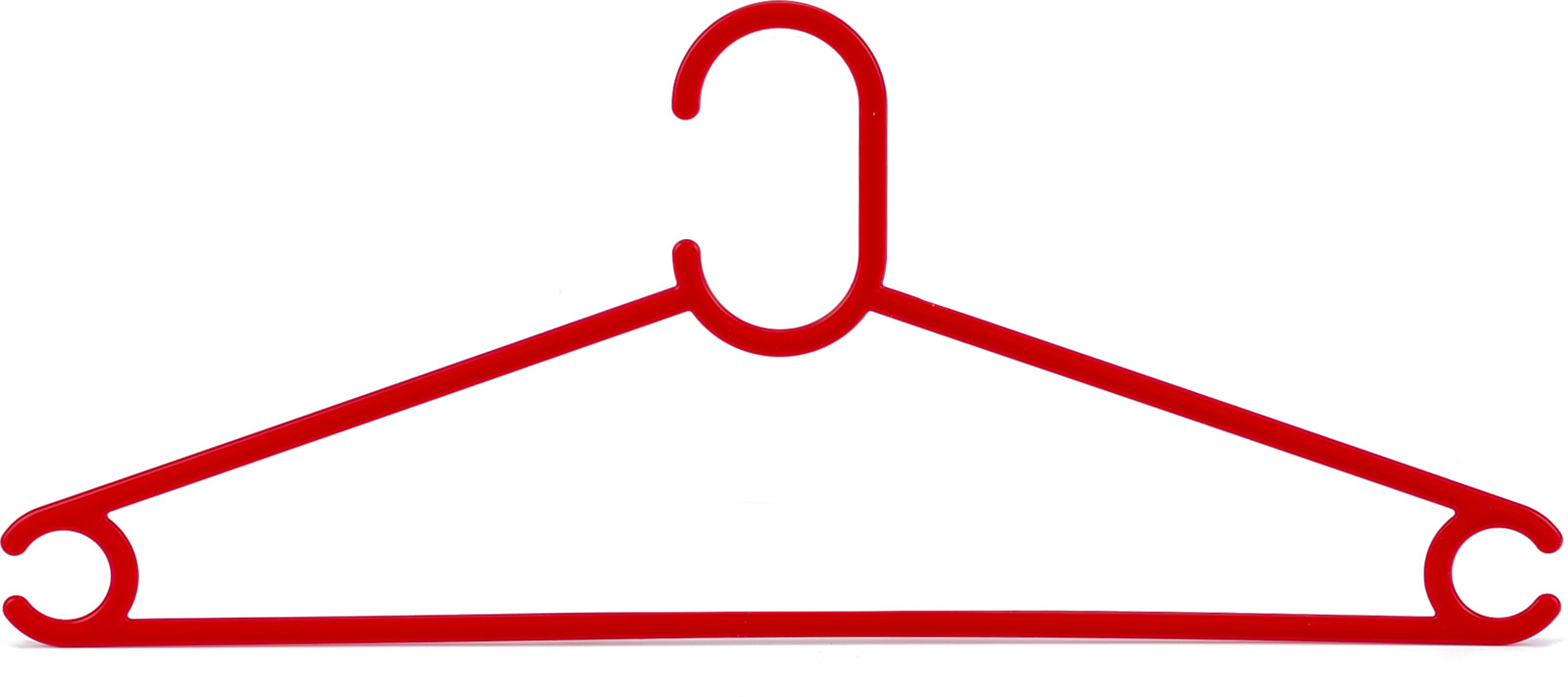 Набор пластмассовых вешалок Rozenbal. R181900