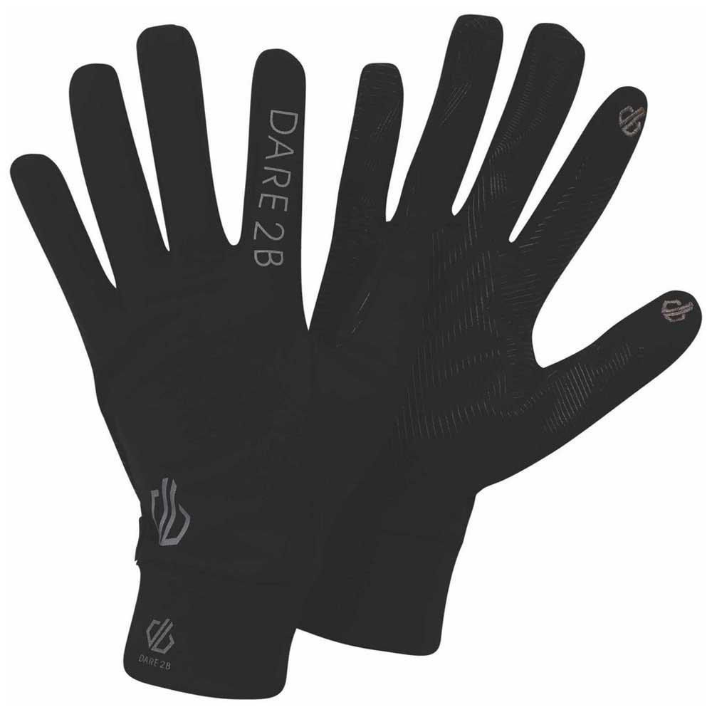 Велоперчатки Dare 2b Cogent Glove, черный, размер M/L (7) стилус iphone ipad