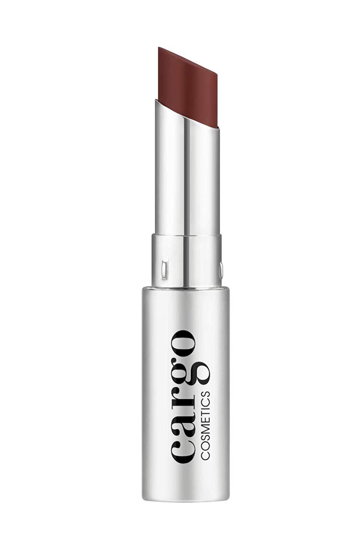 Губная помада CARGO Cosmetics Essential Lip Color оттенок Bordeaux