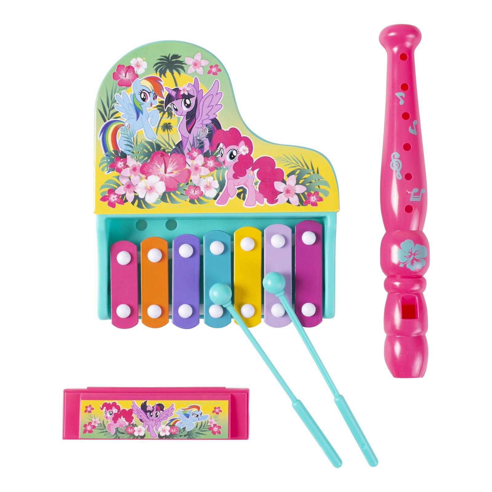 Детский музыкальный инструмент Мой маленький пони Набор игрушечных музыкальных инструментов