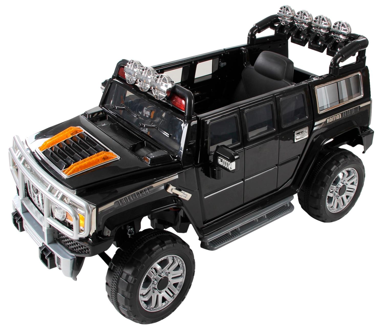 Электромобиль Farfello JJ255В, черный цена