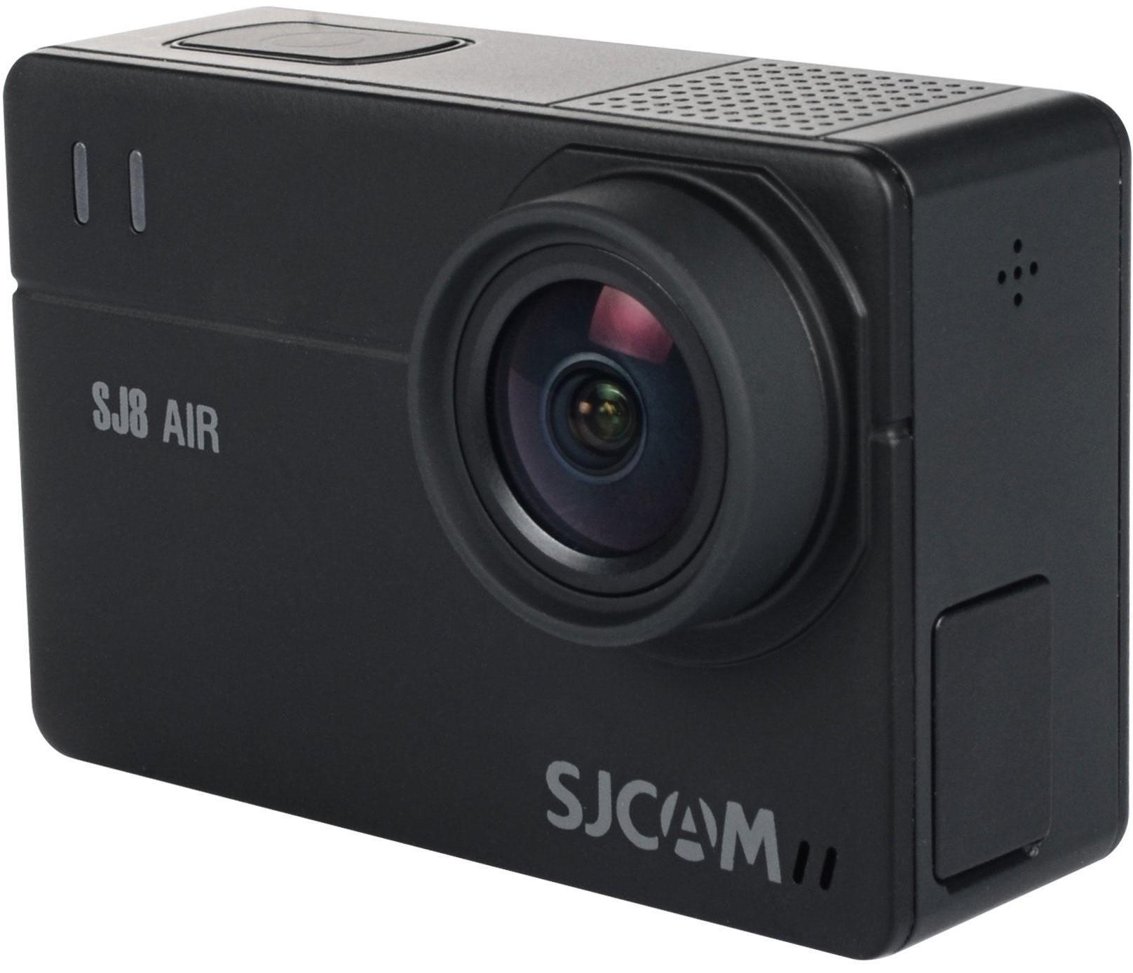 Фото - Экшн-камера Sj SJ8 Air, черный видео