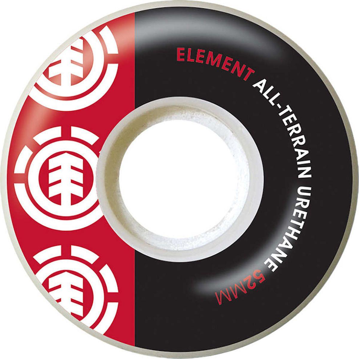 Колеса для скейтборда Element Section, N4WHA8-ELP9-1, 4 шт цена