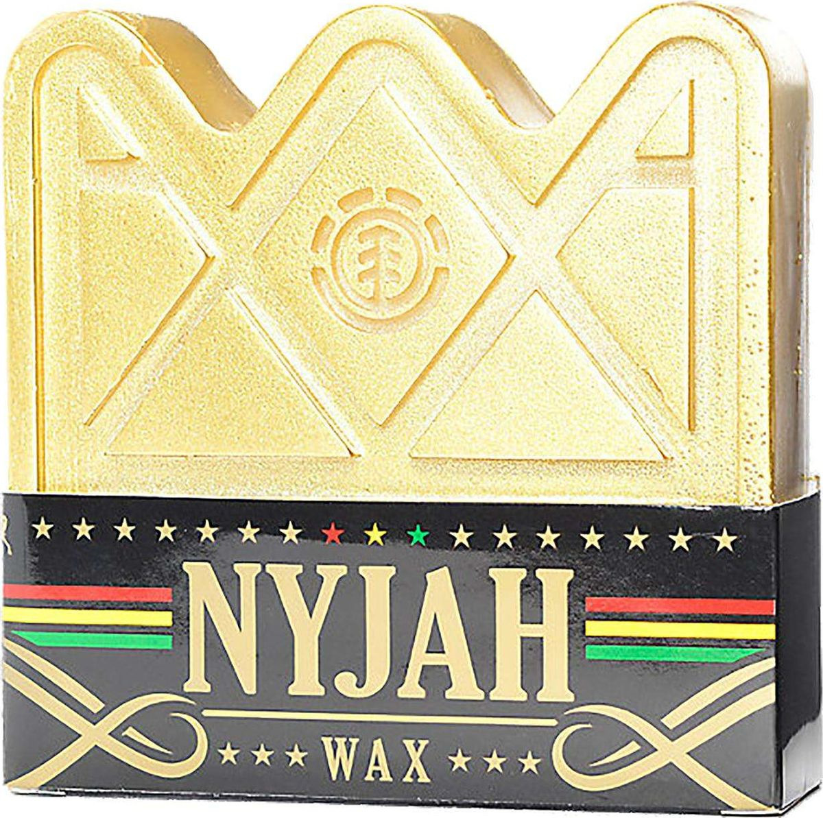 Воск для скейтборда Element Nyjah Crown Wax, 04AHB9-ELPP-1 дека для скейтборда для скейтборда element jungle script multi 31 75 x 8 2 20 8 см