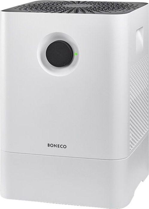 Очиститель воздуха Boneco W200, белый аксессуар стержень ионизирующий серебряный boneco 7017