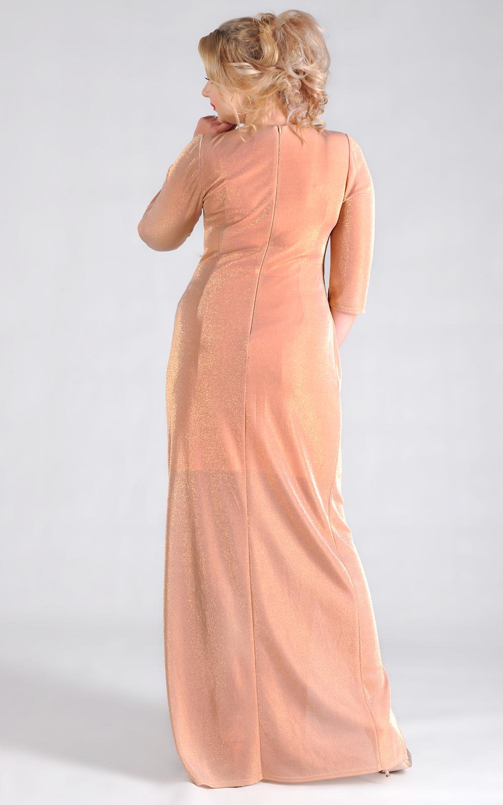Платье Milomoor 42-27 (52-56)-Латте-54, 42-27 (52-56)-Латте-54 2