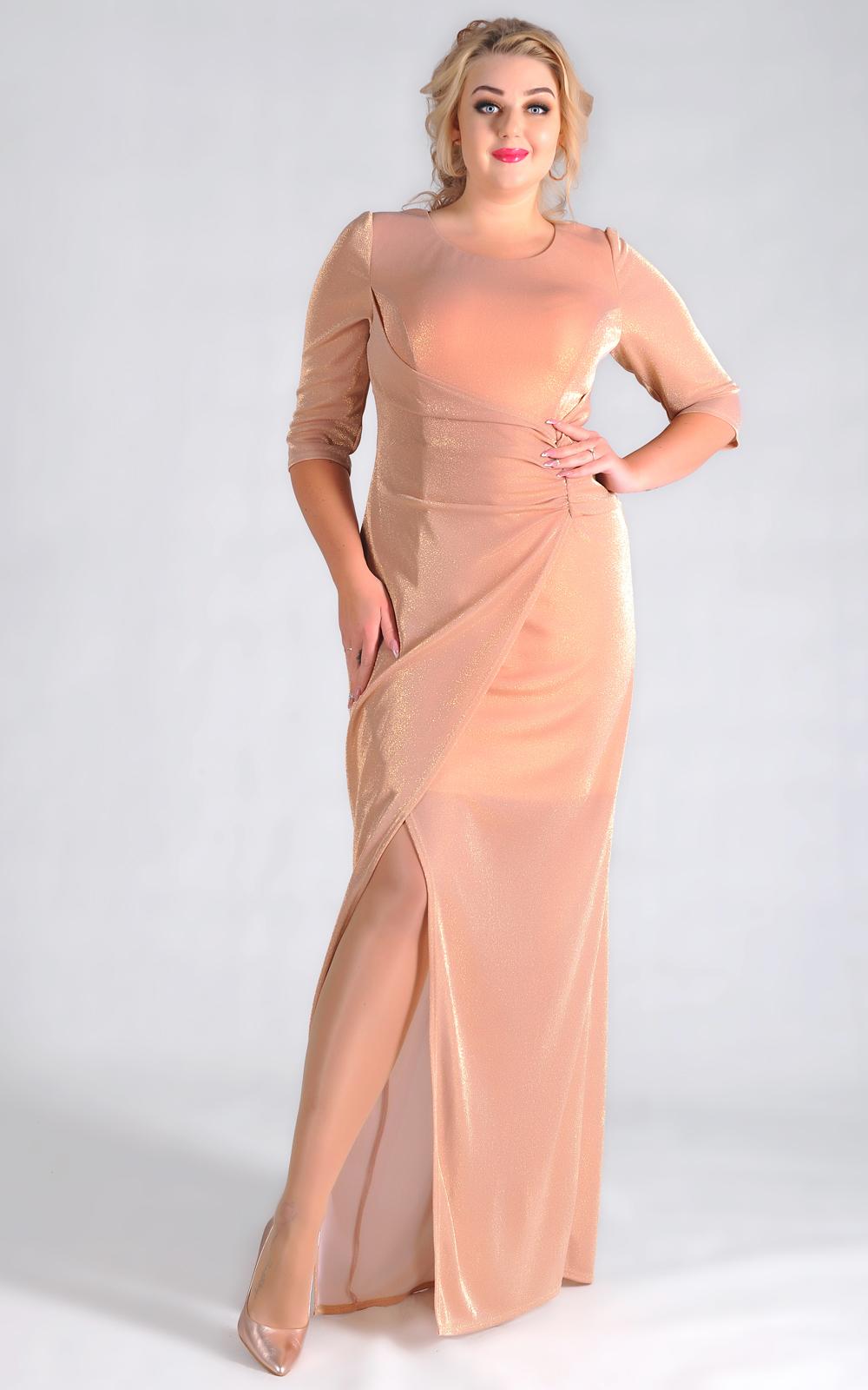 Платье Milomoor 42-27 (52-56)-Латте-54, 42-27 (52-56)-Латте-54