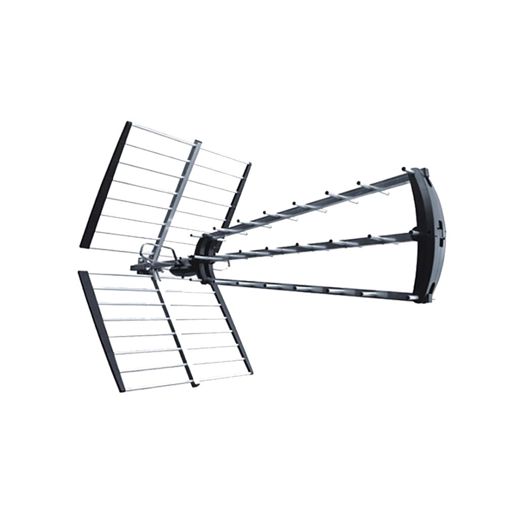 цена на ТВ антенна SELENGA 131F, уличная, пассивная, серый металлик