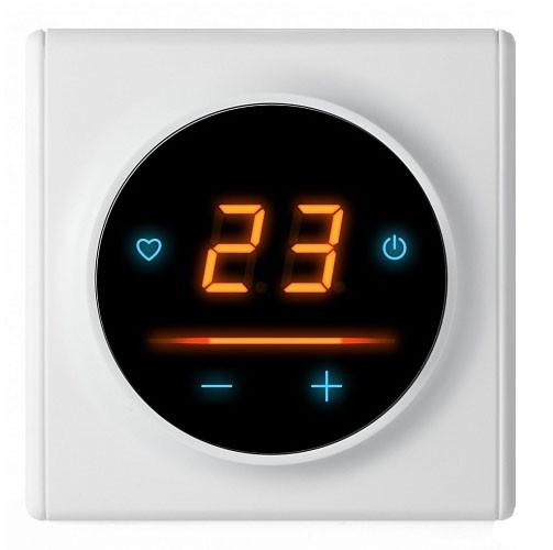 Регулятор теплого пола One Key Electro Терморегулятор ОКЕ-20 в комплекте регулятор теплого пола terneo терморегулятор pro